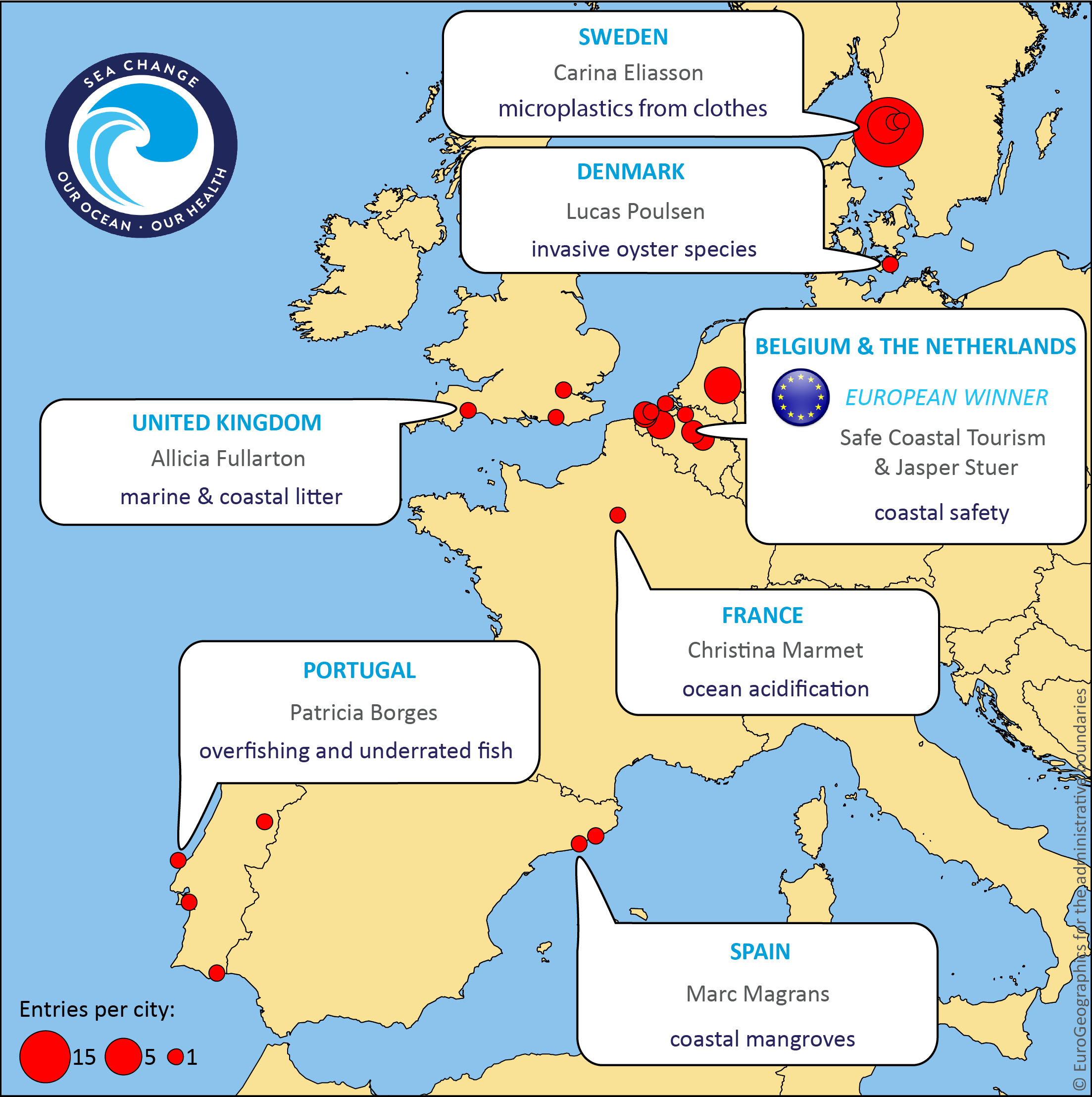Map Europe ThinkOcean Winners1